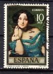 Sellos de Europa - España -  E2435 MADRAZO: Condesa de Vilches(157)