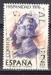 Sellos de Europa - España -  E2372 HISPANIDAD- Costa Rica (162)