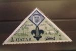 Sellos de Asia - Qatar -