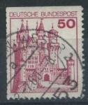 Sellos de Europa - Alemania -  Scott 1236 - Castillos