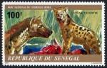 Sellos de Africa - Senegal -  SENEGAL - Parque Nacional Niokolo-Koba