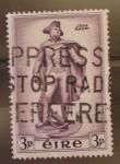 Stamps Ireland -  jonh barry