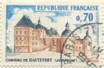 Sellos de Europa - Francia -  Chateau de Hautefort