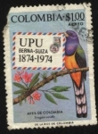 Stamps : America : Colombia :