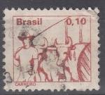 Sellos del Mundo : America : Brasil : CARREIRO