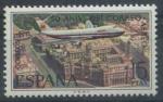 Sellos de Europa - España -  2060 - 50 Aniv. Correo Aereo
