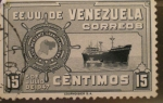 Sellos del Mundo : America : Venezuela : flota mercante grancolombiana