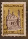 Stamps Algeria -  mezquita