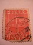 Sellos de Europa - Polonia -  medalla 1918-1933