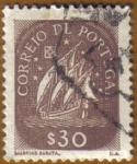 Sellos de Europa - Portugal -  CARAVELA