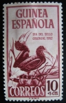 Sellos de Europa - España -  Dia del Sello Colonial