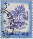 Sellos del Mundo : Europa : Austria : Monte Bischofsmutze