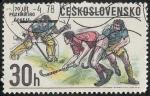 Sellos de Europa - Checoslovaquia -  Deportes