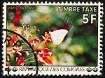 Sellos del Mundo : Africa : Comores : Flora y fauna