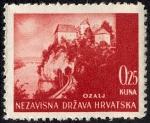 Stamps Croatia -  Paisaje