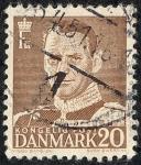 Sellos de Europa - Dinamarca -  Personajes