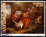 Stamps Colombia -  EMISIÓN POSTAL NAVIDAD 2006