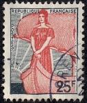 Sellos de Europa - Francia -  Personajes