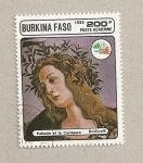 Sellos del Mundo : Africa : Burkina_Faso : Palas y el centauro