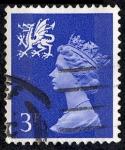 Stamps United Kingdom -  Personajes