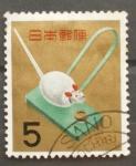 Stamps Japan -  raton