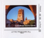 Stamps France -  FRANCIA - Ciudad Episcopal de Alby