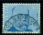 Sellos del Mundo : Europa : Suiza : Robert Koch
