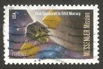 Sellos de America - Estados Unidos -  4361 - Primera nave espacial en la órbita de Mercurio