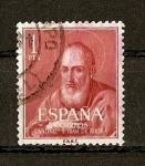 Stamps Spain -  Canonizacion del Beato Juan de Ribera.