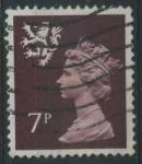 Stamps United Kingdom -  Machin 20-08