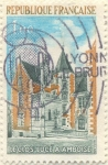Stamps France -  Le Clos-Lucé a Amboise