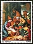 Stamps Europe - United Kingdom -  NAVIDAD - ASC. SCH. SEVILLE - HARRISON