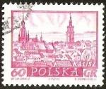 Sellos del Mundo : Europa : Polonia : CIUDAD DE KALISZ