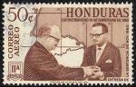 Stamps Honduras -  Conmemoraciones