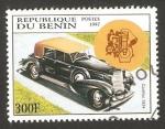 Sellos de Africa - Benin -  automóvil cadillac de 1934