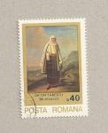Stamps Romania -  Montañesa
