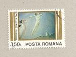 Stamps Romania -  Saltadores