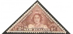 Stamps New Zealand -  265 - princesa elizabeth