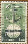 Stamps Europe - Portugal -  3er. Aniversario Tratado Atlantico Norte