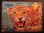 Stamps : Europe : France :  Jaguar