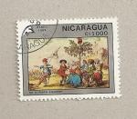 Stamps Nicaragua -  No durará siempre