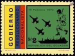 Sellos de America - Ecuador -