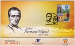 Sellos del Mundo : America : Ecuador : 100 años del Colegio San José La Salle Guayaquil