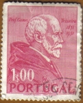 Stamps Europe - Portugal -  Profesor FRANCISCO GOMES TEIXEIRA