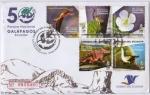 Stamps America - Ecuador -  50 Años Parque Nacional Galapagos