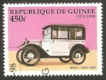 Stamps Guinea -  automóvil BMW de 1928