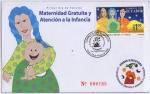 Stamps America - Ecuador -  Ley de Maternidad Gratuita y Atención a la Infancia