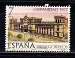 Sellos de Europa - España -  E2441 HISPANIDAD: Guatemala (176)