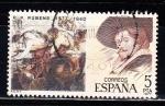 Sellos de Europa - España -  E2464 PEDRO PABLO RUBENS (181)