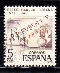 Sellos de Europa - España -  E2465 PEDRO PABLO RUBENS (182)